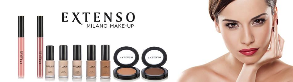 In 3 stappen naar perfectie met Extenso Milano Make up